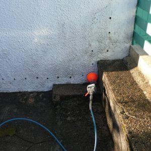 Traitement humidité dans les murs de maison à Tarnos dans les Landes