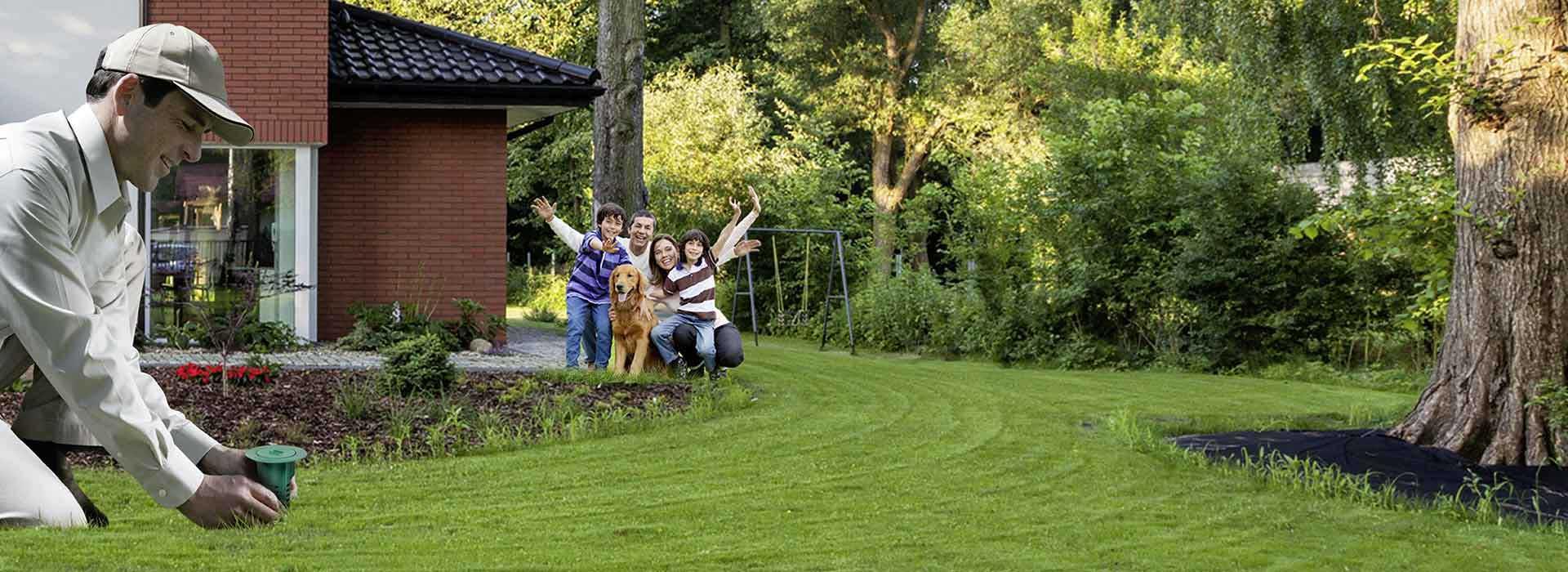 Traitement anti-termites par pièges Sentritech au pays basque
