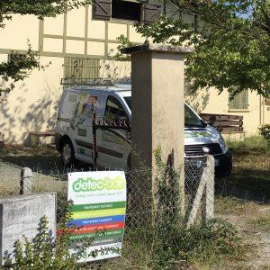 Traitement des bois de charpente contre les vrillettes à Soustons dans les Landes