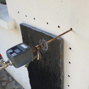 Traitement de l'humidité dans les murs à Ahetze au Pays Basque