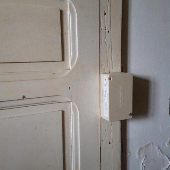 Traitement des termites dans une maison de Larressore au Pays Basque