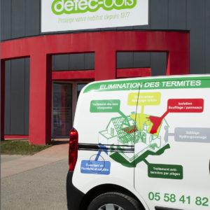 detec-bois protège l'habitat, traitement des bois, isolation thermique et entretien en pays basque, landes et béarn