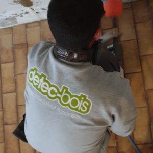 Traitement de l'humidité dans les murs au pays basque