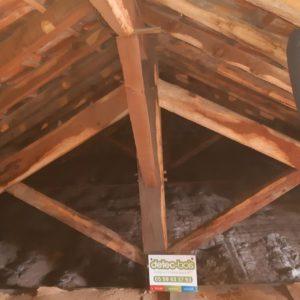 detec-bois, société de traitement de charpente contre les vrillettes et les capricornes au Pays basque