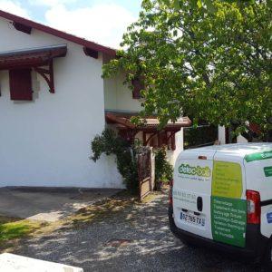 detec-bois traitement des termites à Urt au Pays Basque depuis plus de 40 ans