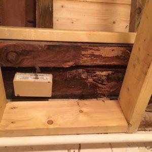detec-bois réalise le traitement des termites pour l'école de Luë dans les Landes