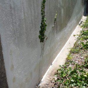 detec bois traite l'humidité et la salpetre dans les murs d'une maison à biarritz au pays basque