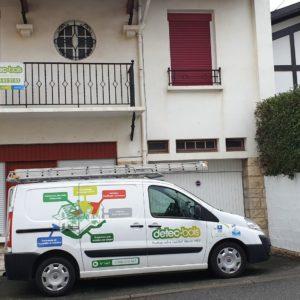 detec-bois réalise le traitement de charpente contre les vrillettes et les capricornes à Biarritz au Pays Basque