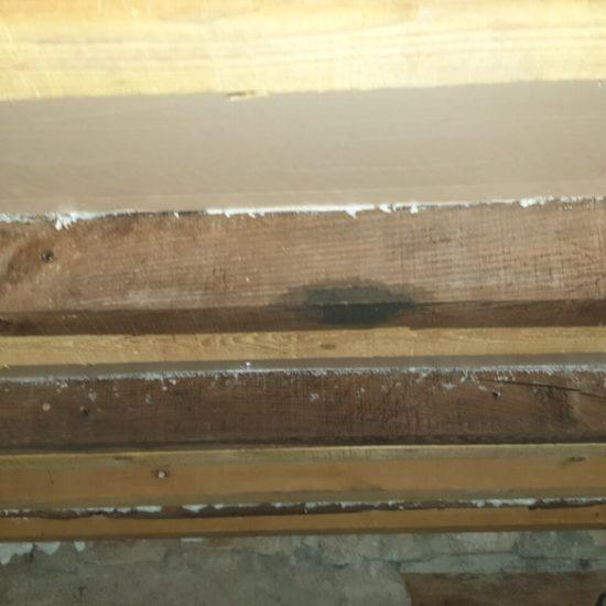 traitement des bois et isolation dans une copropriété de Bayonne au Pays basque