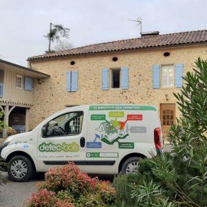 detec-bois traite les termites au pays basque à Hélette