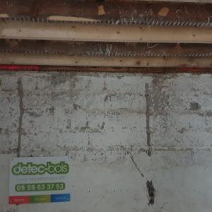 detec-bois réalise le traitement de charpente contre les insectes à saint jean de luz au pays basque