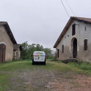 detec-bois traitement des termites dans les Landes à Habas