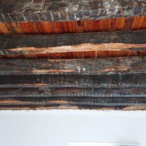 detec-bois réalise le traitement du solivage dans une maison de Biarritz contre les vrillettes et les capricornes