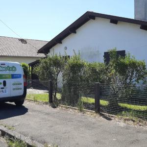 detec bois installe des pièges anti termites à Bayonne au Pays Basque