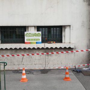 detec bois traitement de l'humidité dans les murs à Bayonne