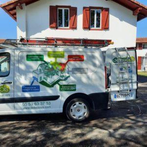 detec-bois traitement de charpente a Ahetze au Pays Basque