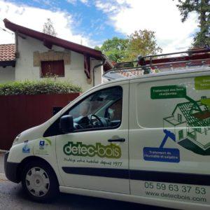 detec-bois traitement de charpent a anglet au pays basque