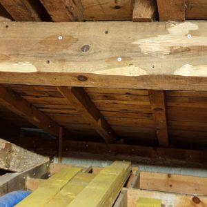 detec-bois traitement des bois de charpente à cambo les bains