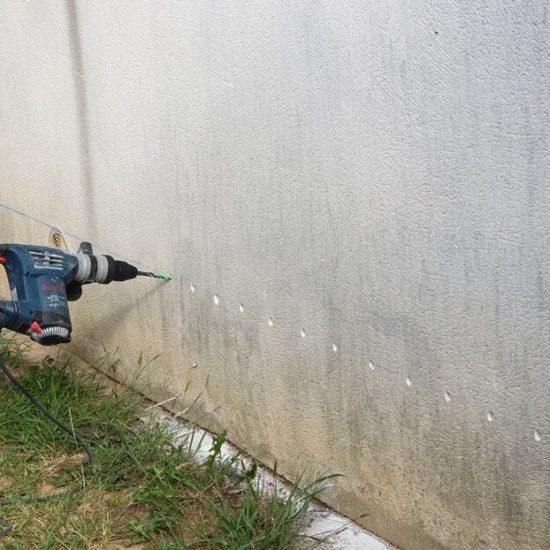 detec-bois protège contre l'humidité à Bidart