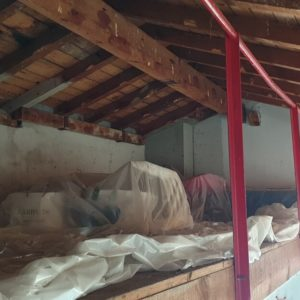 detec bois traitement de charpente à Ciboure au Pays basque
