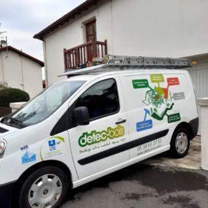 detec-bois traitement des xylophages à Anglet Pays Basque