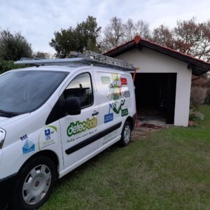 detec-bois traitement charpente garage bayonne